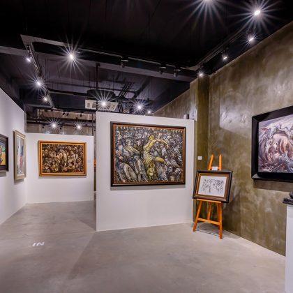 129 Art Museum Master Gallery