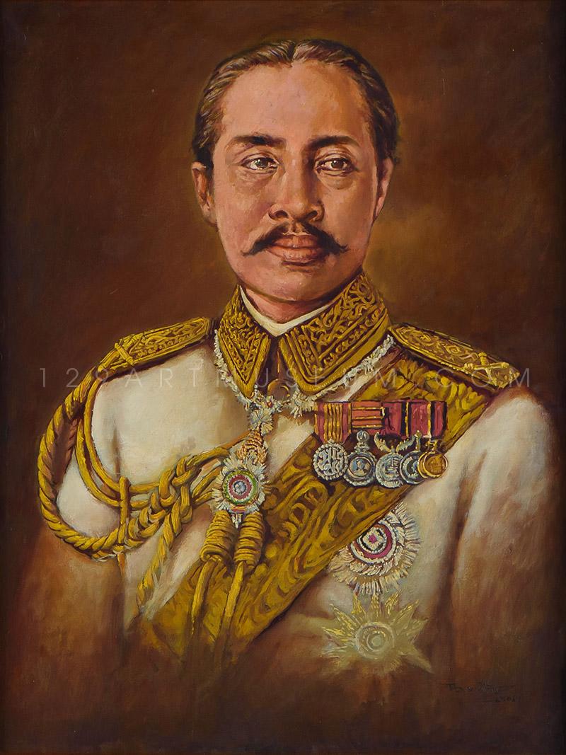 King Rama V - 1965
