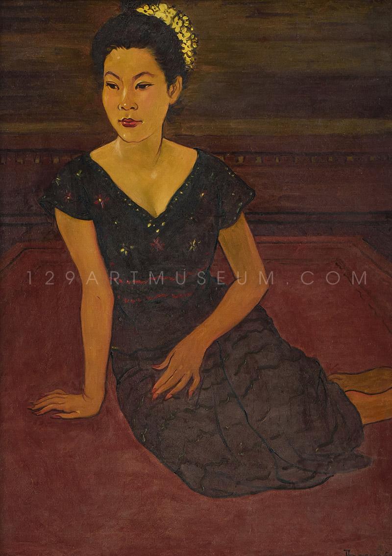 Thai Lady - 1954