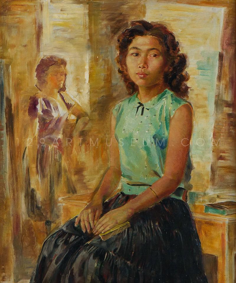 My Student - 1950