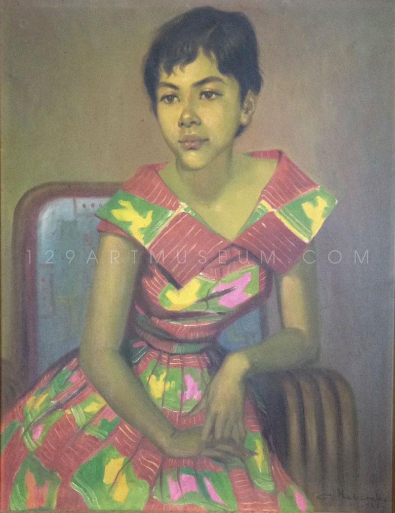 ลูกสาว จุ๊บแจง Daughter - 1962