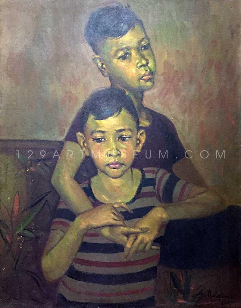 Siblings - 1963