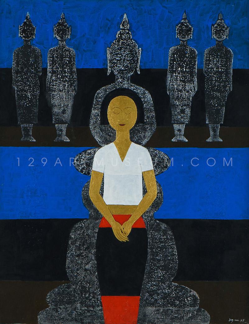 Contemplation - 2006