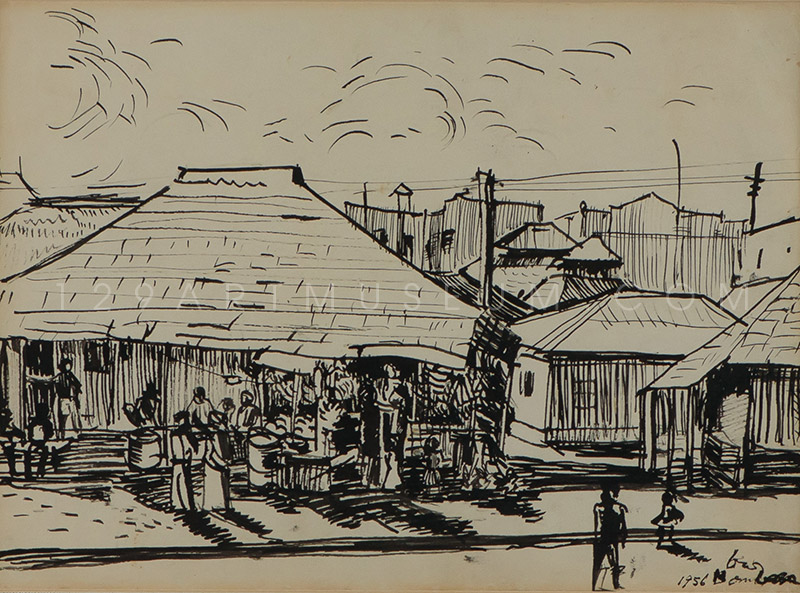 Mombasa #1 - 1956