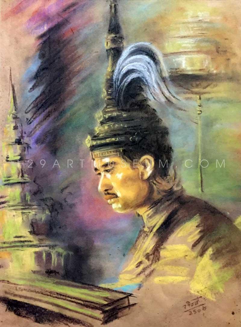 King Rama VII รัชกาลที่ 7 - 1965