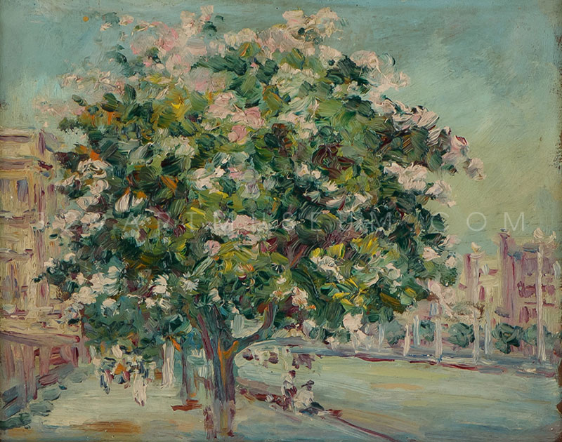 The Blossoming Tree - 1945