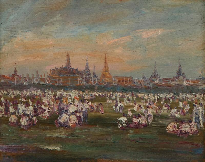 Sanam Luang - 1945