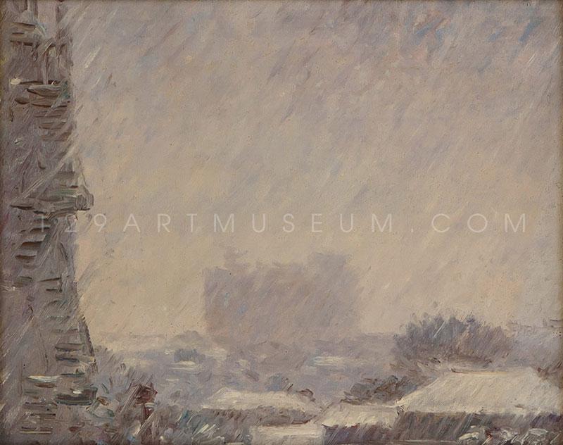 Snowing - 1943
