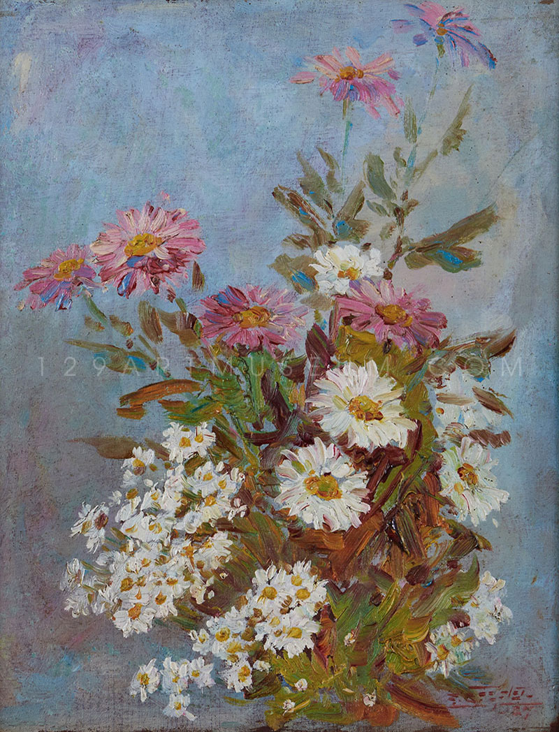 Flower Painting II - 1944