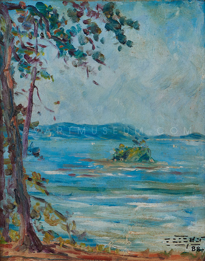 Ocean View - 1945