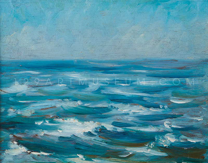 The Calm Sea - 1945