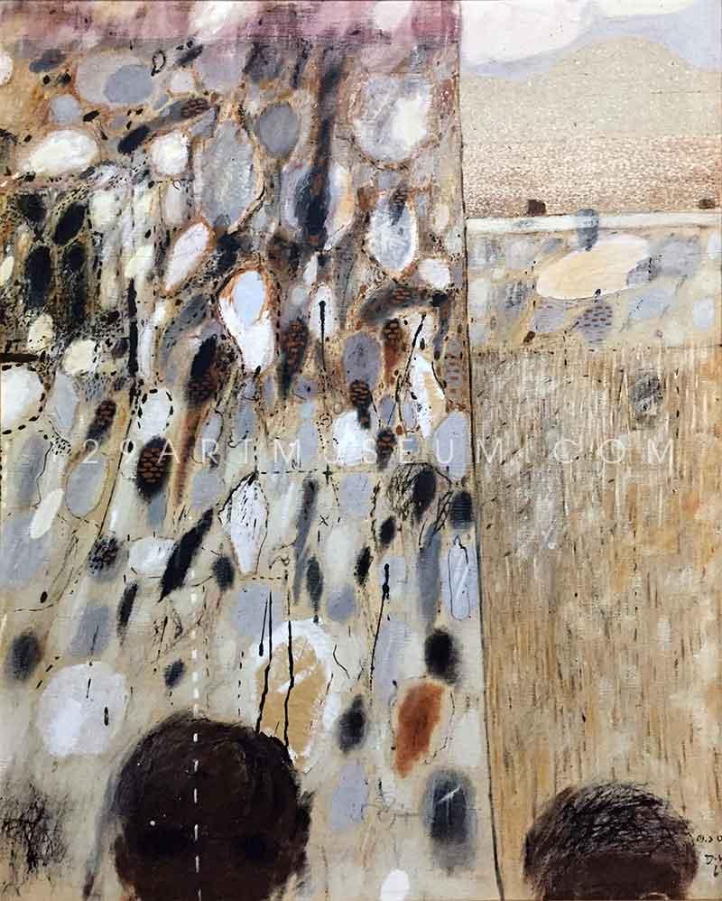 The Farm on The Wall - 1965