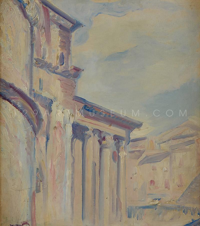 Rome - 1954