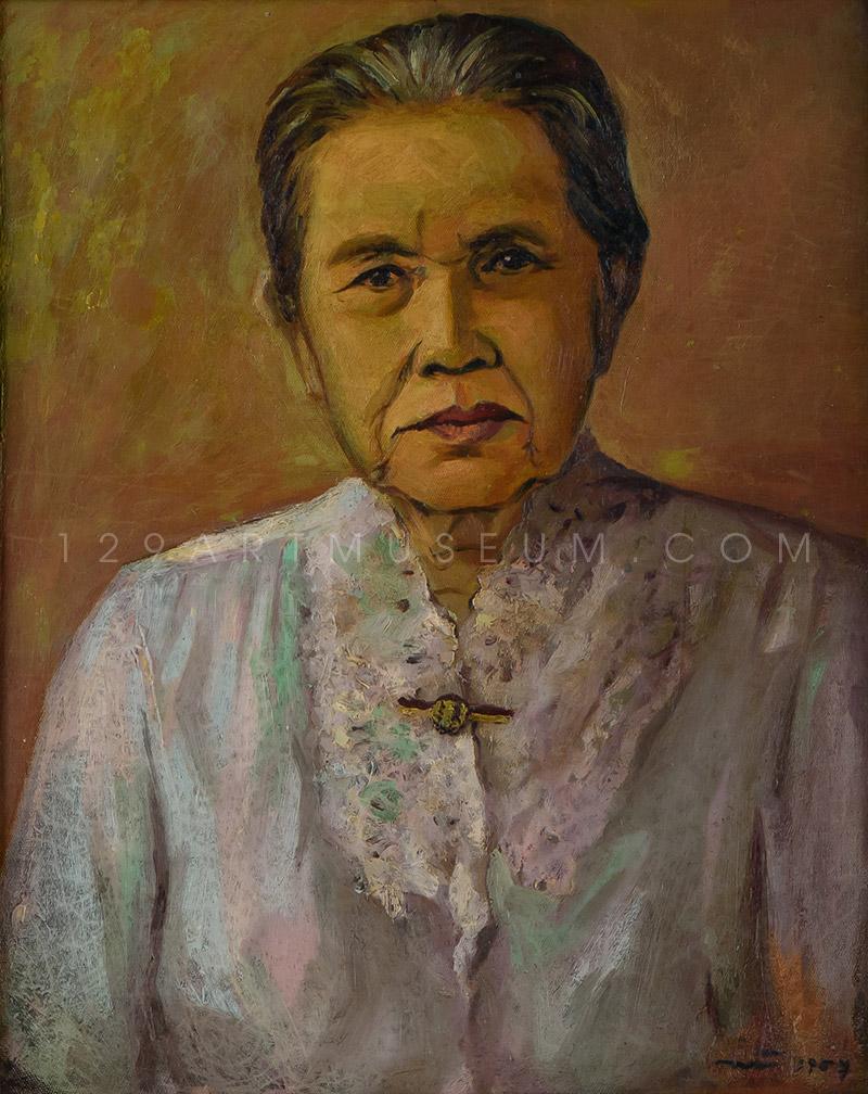 Grandmother - 1957