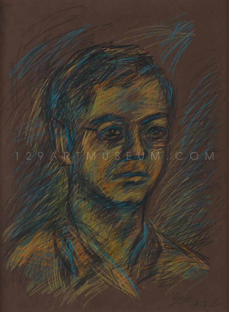 Self Portrait - 1953