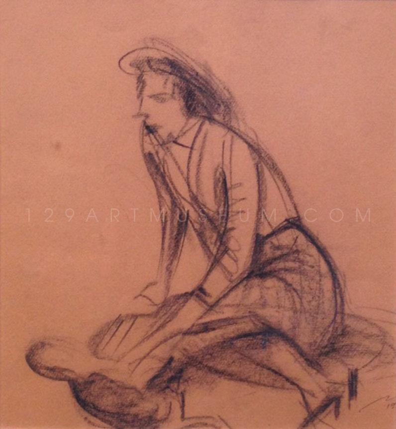 ชาวบ้าน Local Woman - 1956