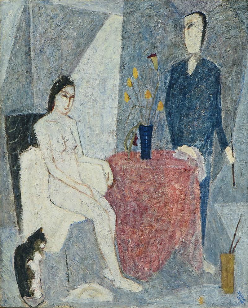 Artist at Work - 1996