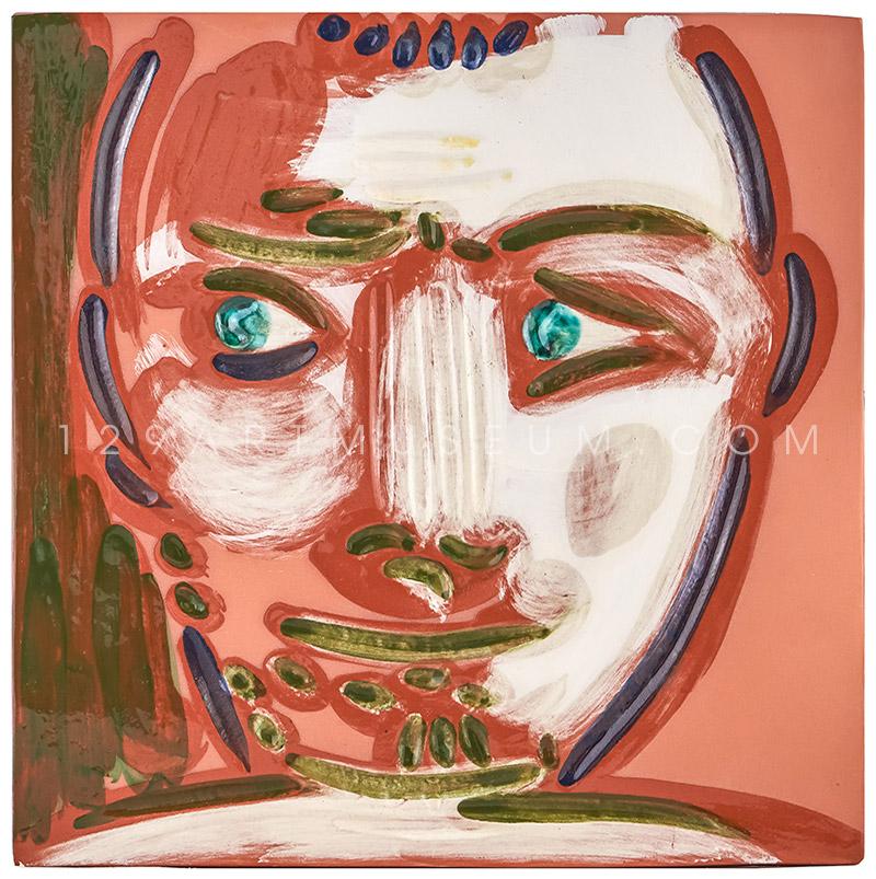 Visage D'Homme 1968-1969
