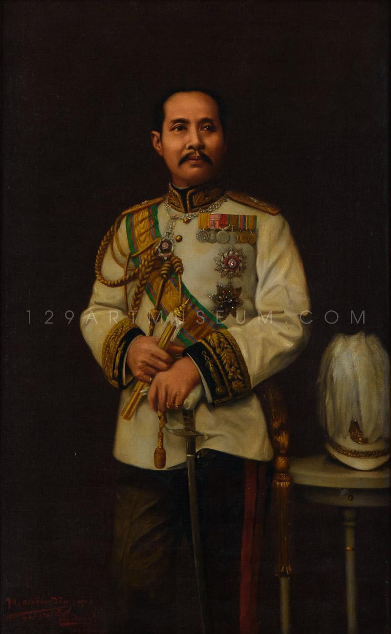 King Rama V - 1916