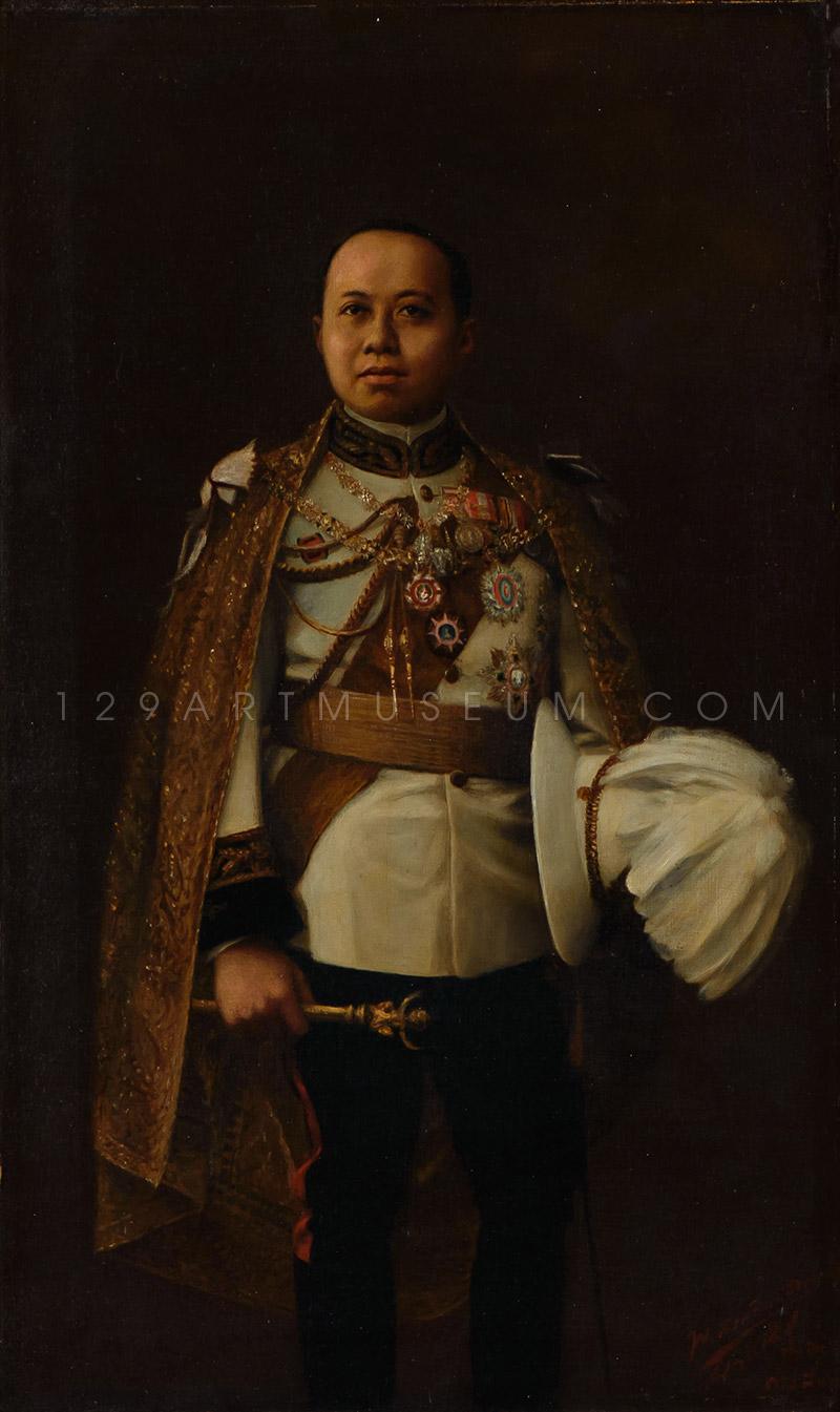King Rama VI - 1916