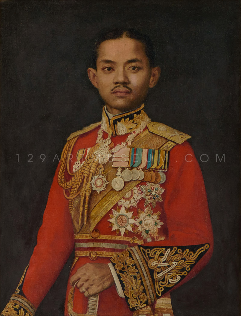 Attributed to Pra Soralaklikit - King Rama VII