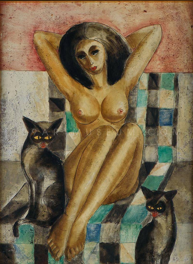 Nude - 1969