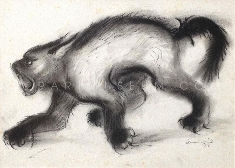 Cat แมว (พองขน) - 2008