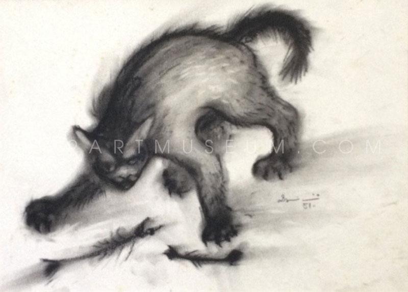Cat แมว (ก้างปลา) - 2008