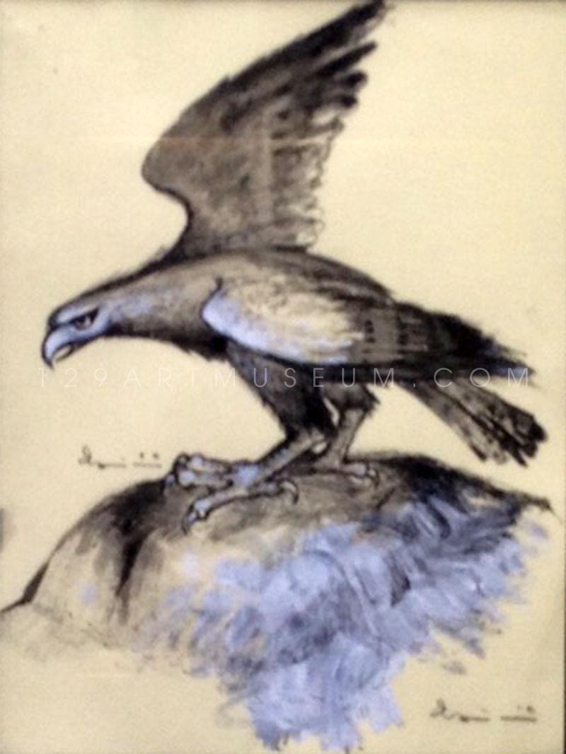 Eagle อินทรีย์ #1 - Circa 2008