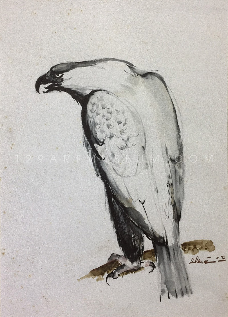 Eagle อินทรีย์ #2 - Circa 2008