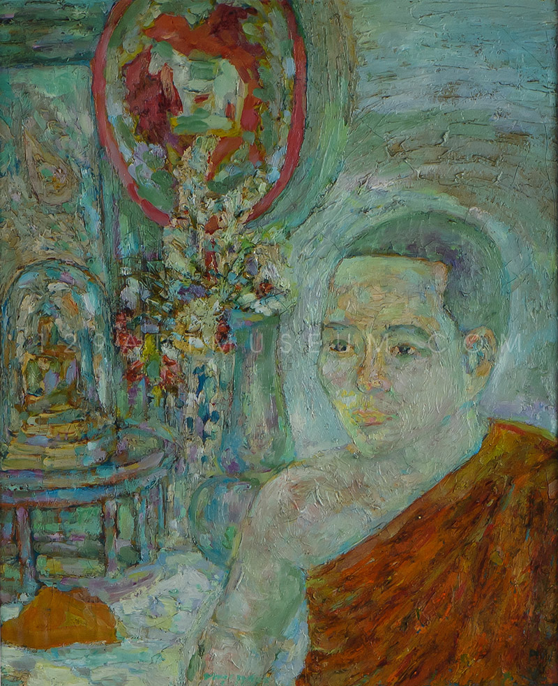 A Monk in Parsonage - 1965