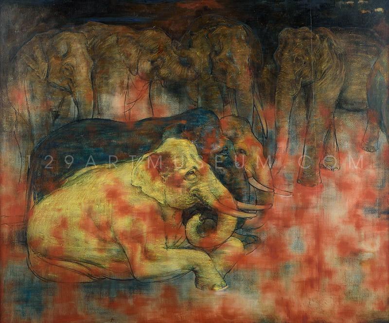 Elephants - 1998