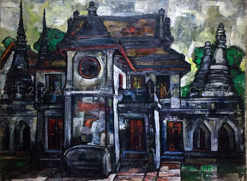 วัดโมลีโลก Moleelok Temple - (His Early Work)