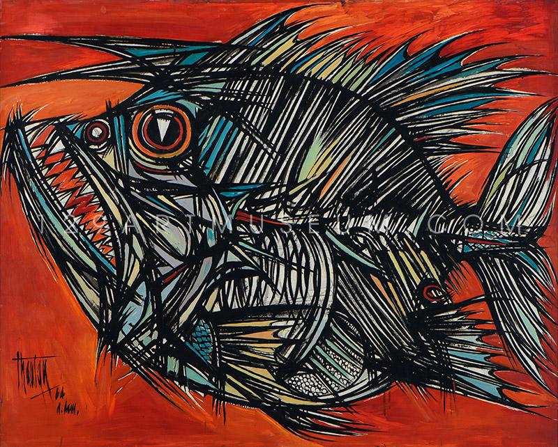 A Fish - 1964