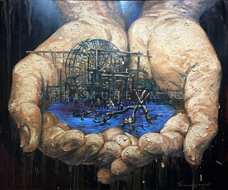 World in Your Hands โลกร้อน เย็นธรรม - 2008