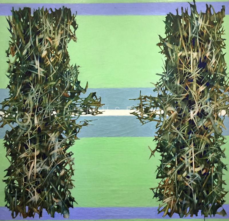 Urban Trees No.4 - 1971