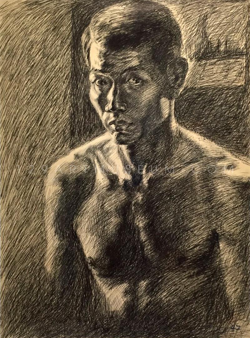 Self Portrait - 1966