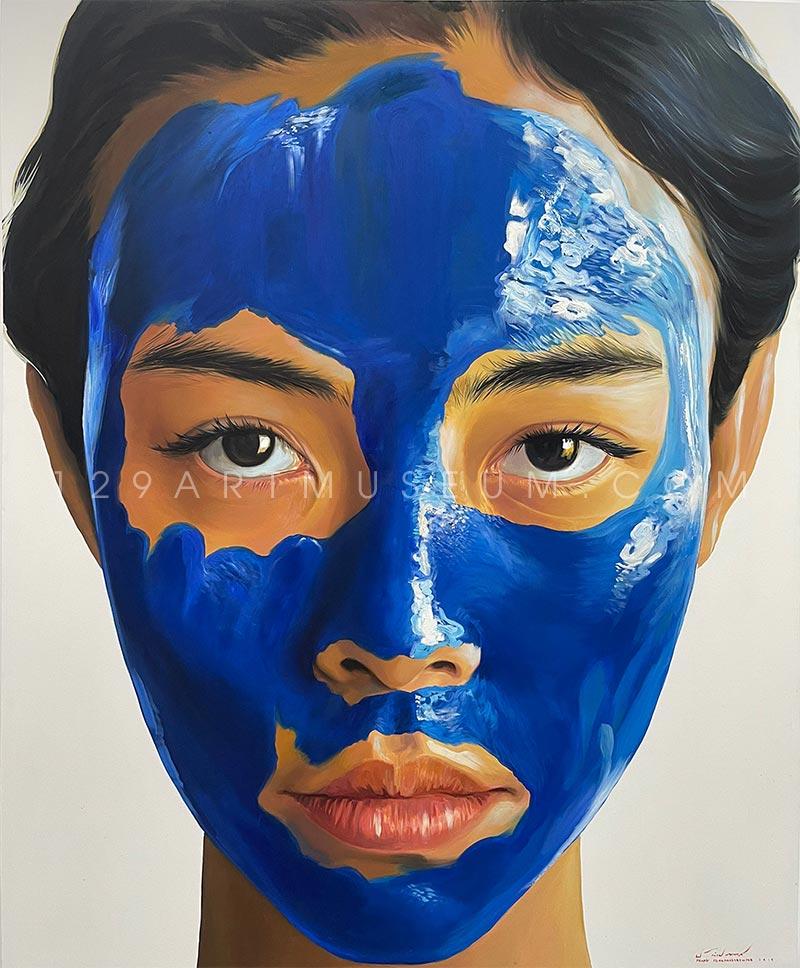 BLUE FACE หน้าน้ำเงิน - 2019