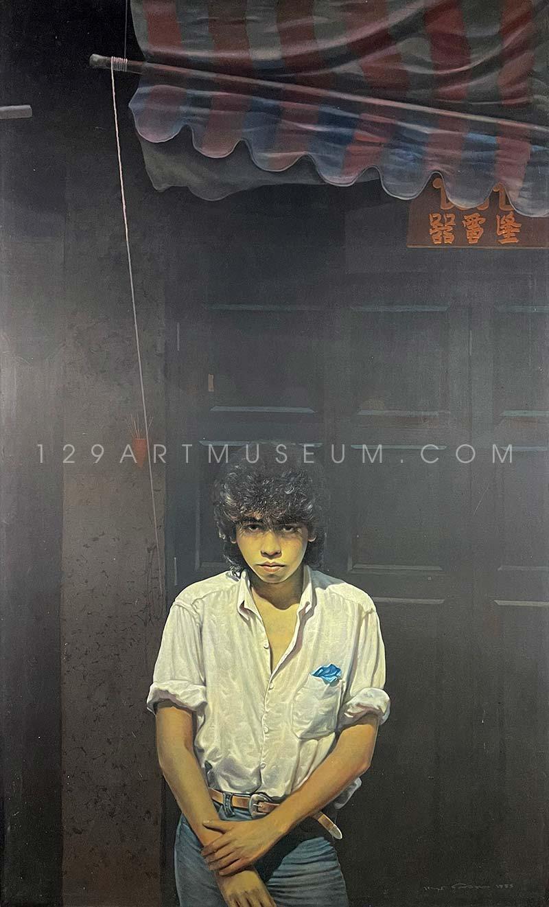 SELF PORTRAIT - 1983